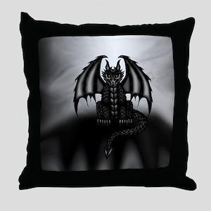 epic dragon Throw Pillow