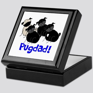 StickPug Keepsake Box