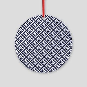 GKqueen Round Ornament