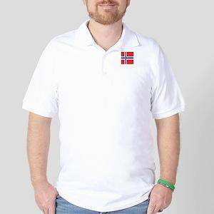Team Curling Norway Golf Shirt