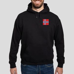 Team Curling Norway Hoodie (dark)