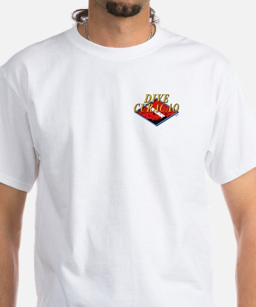 Dive Curacao (PK) \ Dive Bar (BK) White T-Shirt