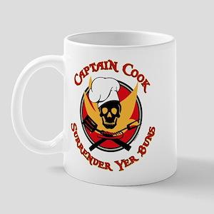 Captain Cook Mug