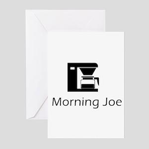 Morning Joe Greeting Cards (Pk of 10)