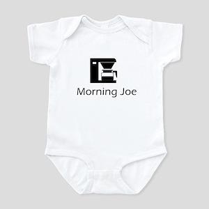 Morning Joe Infant Bodysuit