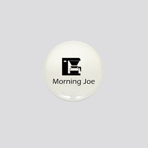 Morning Joe Mini Button