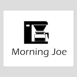 Morning Joe Small Poster