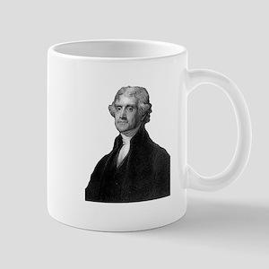 Olde School Jefferson Mug