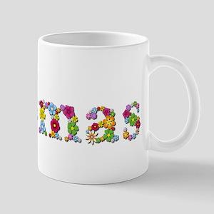 Thomas Bright Flowers Mugs