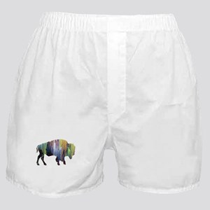 Bison / Buffalo Boxer Shorts