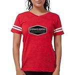 Crankys Corner Womens Football T-Shirt