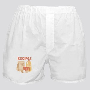 Recipes Boxer Shorts