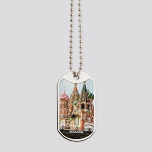 Moscow_2.9_iPhone5Case_StBasilsCathedral Dog Tags