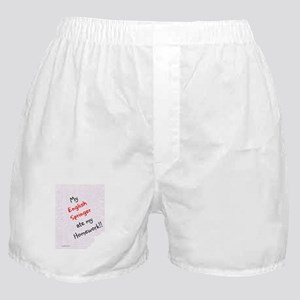 Springer Homework Boxer Shorts