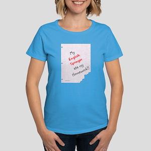 Springer Homework Women's Dark T-Shirt