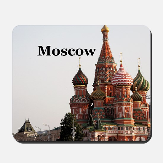 Moscow_6x6_v1_RedSquare Mousepad