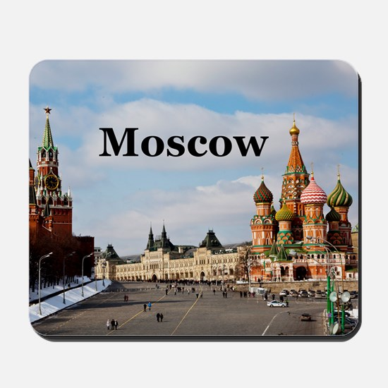 Moscow_6x6_v2_RedSquare Mousepad