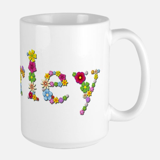 Shirley Bright Flowers Mugs