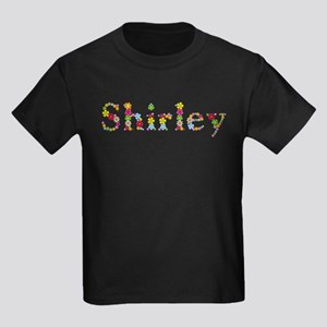 Shirley Bright Flowers T-Shirt