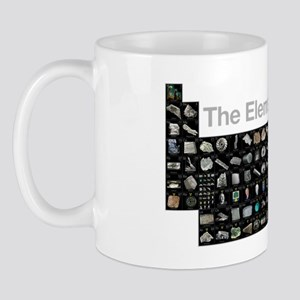 The Periodic Table of Elements Mug