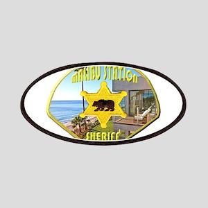 Malibu Sheriff Patches