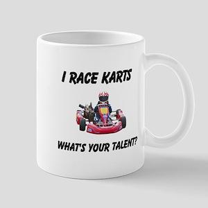 I Race Karts Mugs