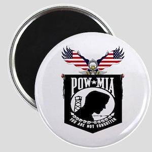 POW-MIA Magnet
