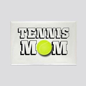 Tennis Mom Magnets