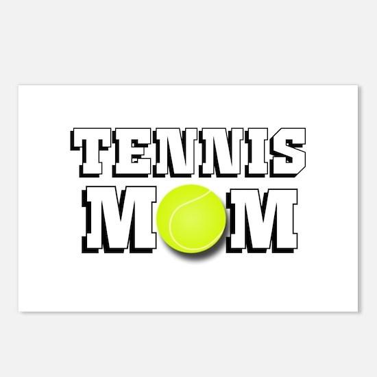 Tennis Mom Postcards (Package of 8)
