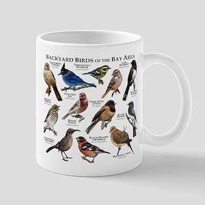 Backyard Birds of the Bay Area Mug