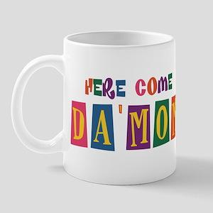 Here Come Da Mom Mug