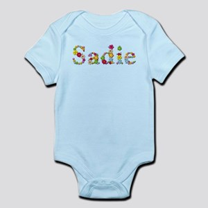 Sadie Bright Flowers Body Suit