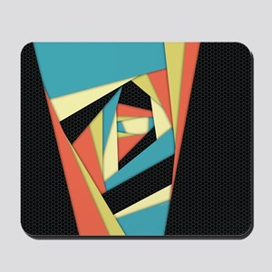 Layers of Color Mousepad