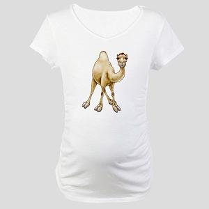 Hump Day Camel Maternity T-Shirt