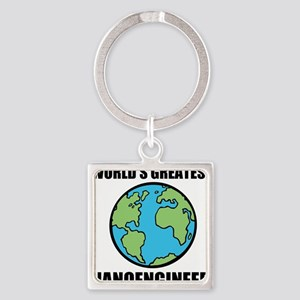 Worlds Greatest Nanoengineer Keychains