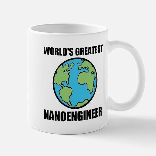 Worlds Greatest Nanoengineer Mugs