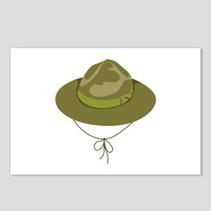 Scout Hat Postcards (Package of 8)