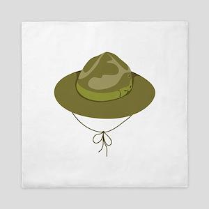 Scout Hat Queen Duvet