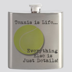 Tennis is Life... Flask