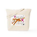 Love Cats? Tote Bag