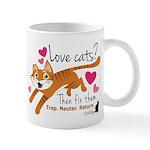 Love Cats? Mugs