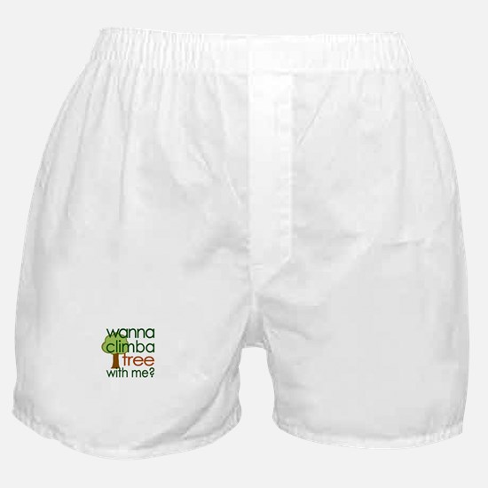 Climba Tree Boxer Shorts