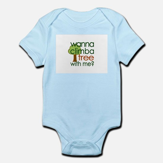 Climba Tree Infant Bodysuit