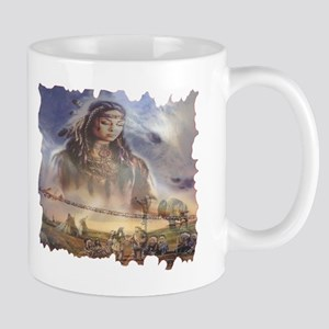 White Buffalo Gift Mug