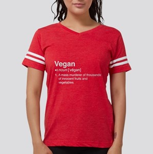 Funny vegan definition T-Shirt