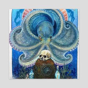 Sea Witch Queen Duvet