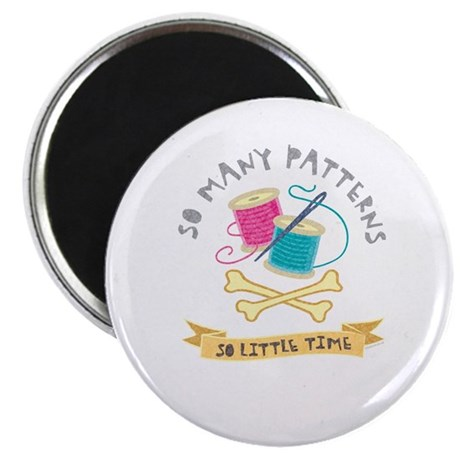 """Sewing 2.25"""" Magnet (100 pack)"""