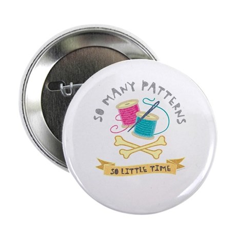 "Sewing 2.25"" Button (10 pack)"