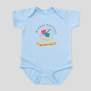 Sewing Infant Bodysuit