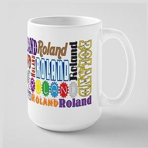 Roland 15 Oz Ceramic Large Mug Mugs